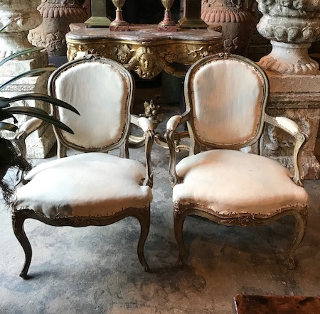 18th Century French Chairs