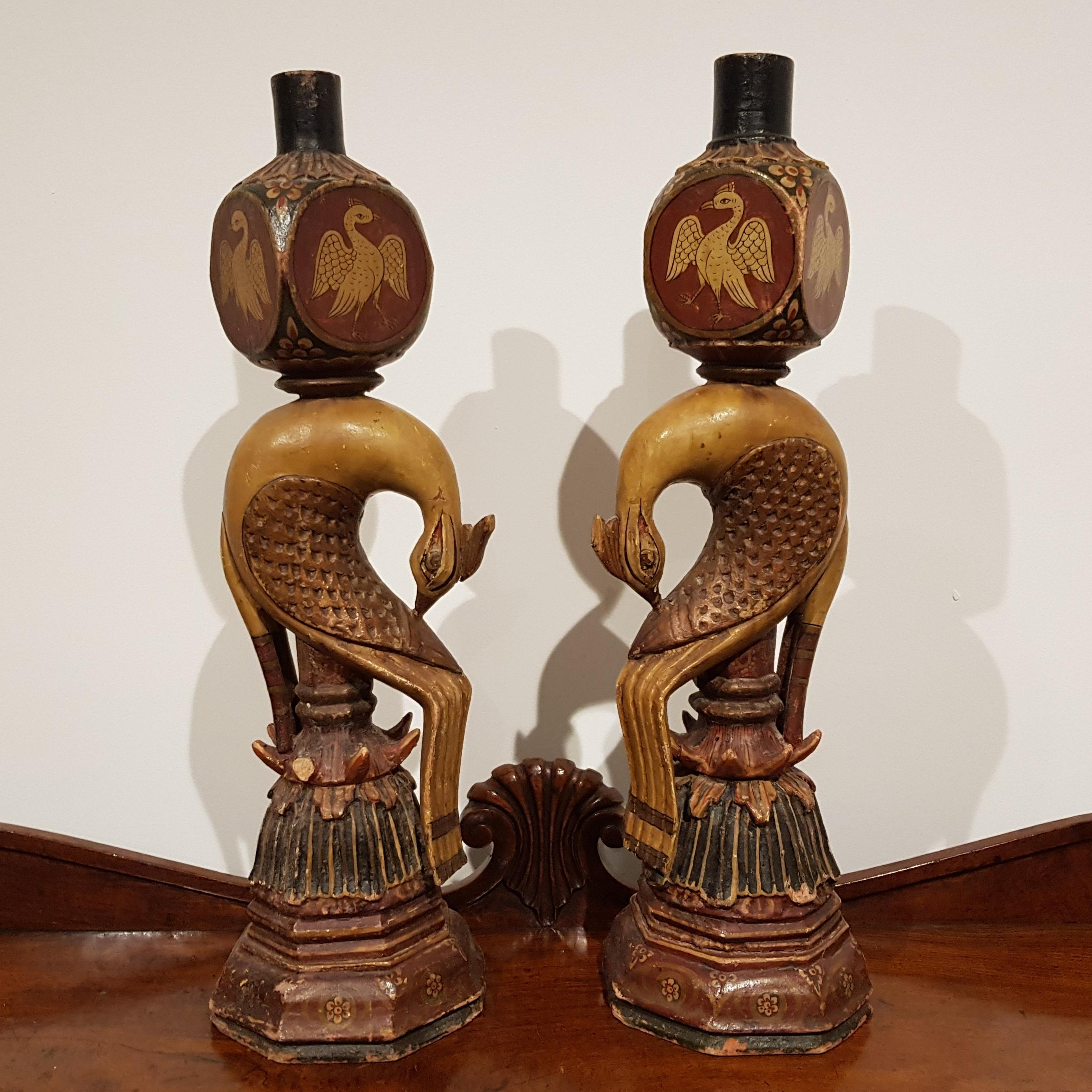 18th Century Indian Lamps