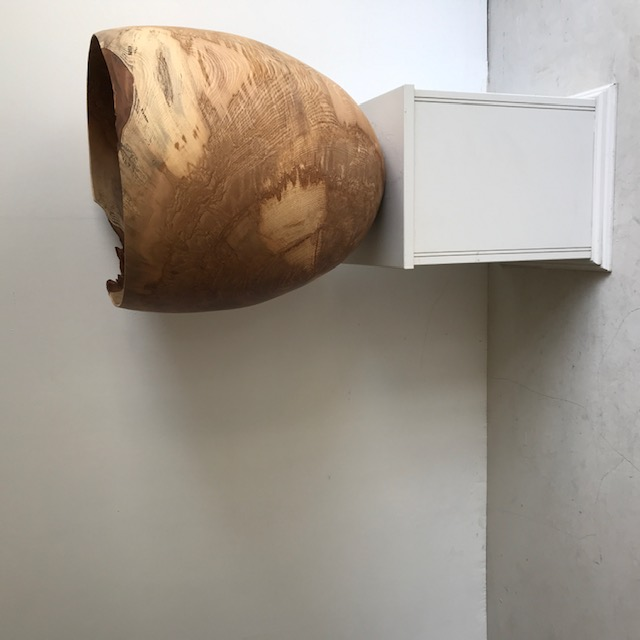 Anthony Bryant turned wood vessel