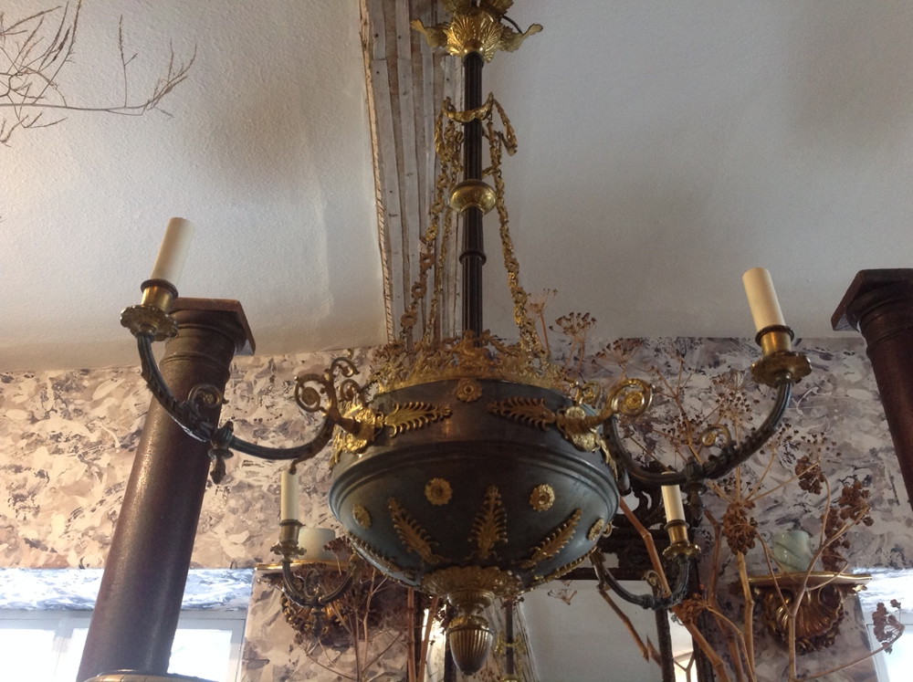 Antique Brass Chandelier - Antique Brass Chandelier Lighting