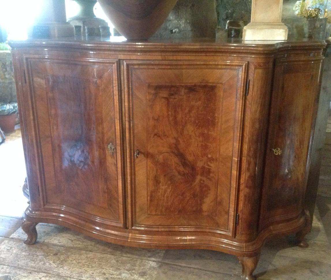 Antique Serpentine Cabinet - Antique Serpentine Cabinet Furniture