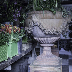 Beautiful Ornate Urn