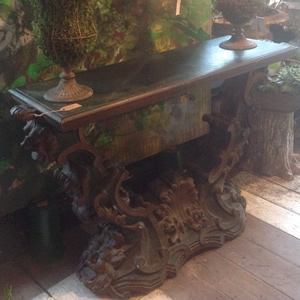 C18th Venetian console table