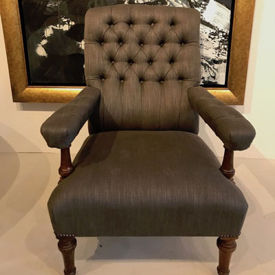 Holland and Sons Armchair